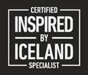 Certified Iceland Specialst logo